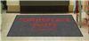 TownePlace Suites front desk floor mat 4' x 8', No. 778-01/48/25