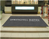 SpringHill Suites front desk floor mat 4' x 8', No. 778-01/48/26