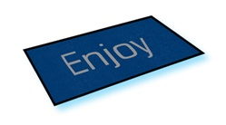 Vending area floor mat 3' x 5', No. 778-01/35-80