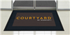 Courtyard by Marriott SuperScrape™ rubber outdoor mat 2-1/2' x 3', No. 778-02/253L/05