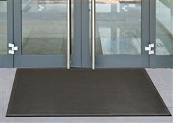 SuperScrape™ rubber outdoor mat, no logo.  Choose a size.  No. 778-02