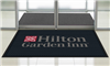 Hilton Garden Inn SuperScrape™ rubber outdoor mat 3' x 5', No. 778-02/35/31