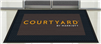 Courtyard SuperScrape™ rubber outdoor mat 4' x 6', No. 778-02/46/05