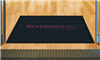 Residence Inn SuperScrape™ rubber outdoor mat 4' x 6', No. 778-02/46/19