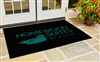 Homewood Suites  SuperScrape™ rubber outdoor mat 4' x 6'