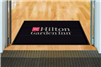 Hilton Garden Inn SuperScrape™ rubber outdoor mat 4' x 6'