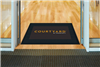 Courtyard by Marriott SuperScrape™ rubber outdoor mat 6' x 8', No. 778-02/68/05