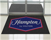 Hampon Inn WaterHog outdoor entry mat 3' x 5', No. 778-06/35/32