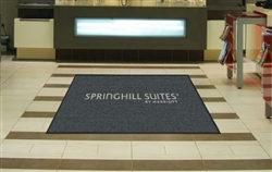 SpringHill Suites WaterHog outdoor entry mat 4' x 8', No. 778-06/48/26