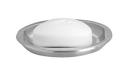 Premier brushed stainless soap dish, #780-BS-PR3R