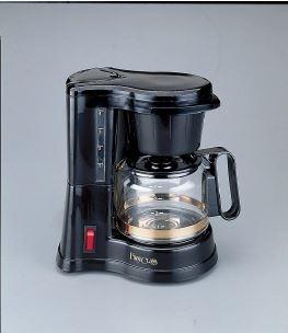 Jerdon JCM550B 4-Cup Smartbrew coffee maker