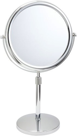 Jerdon First Class 3x Table Top Mirror Chrome No 780