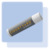 Courtyard lip balm, #794-CB101/05