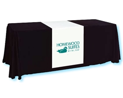 Homewood Suites table runner, #798-7602R/27