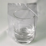 High-clarity sanitary glass bag, No. 815-7G042012