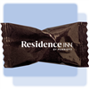 Residence Inn peppermint soft candies in individual hot-stamped packaging, No. 837-03/SOPE/19