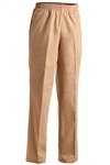 Women's poly/cotton pull-on pants, No. 843-8886