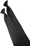 Clip-on ties, 100% polyester, No. 843-CL00