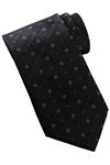 Diamond and Dots tie , 100% polyester, No. 843-DT00