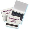 Residence Inn by Marriott 20-stem matchbook, No. 844-W06030/19