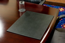 Black desk blotter,  No. 849-100